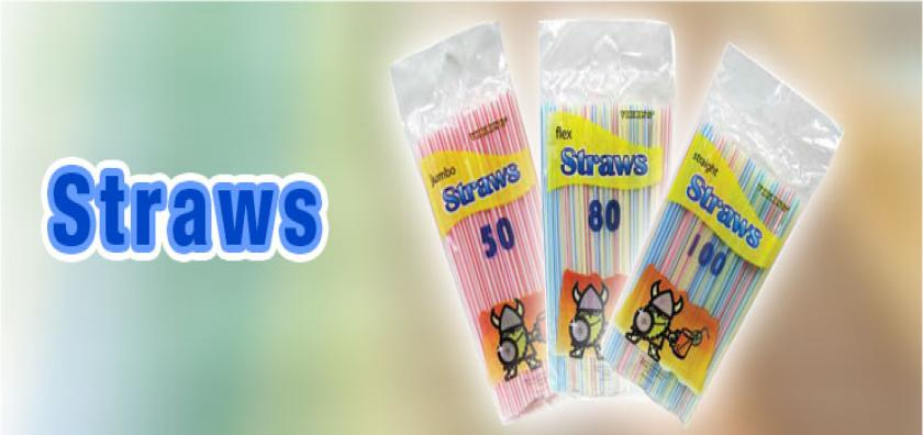 Straws & other Products