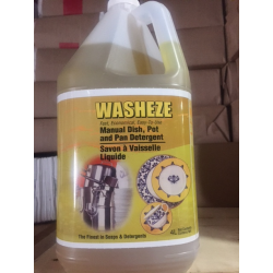 Washeze  4 Litre Jug. Thick and Very Effective