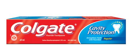 Colgate Cavity Protection Regular Toothpaste 60 mL.