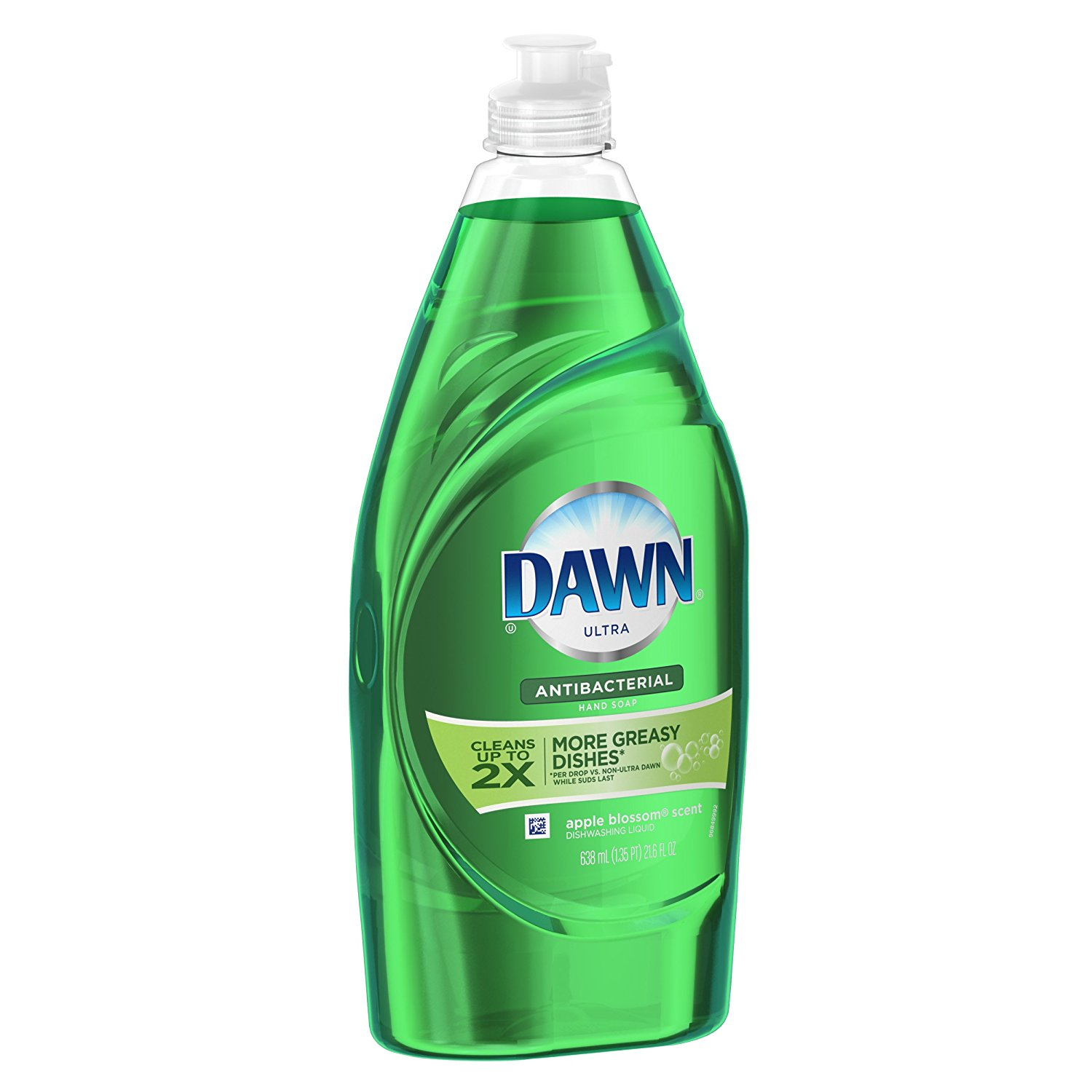 DAWN DISH  APPLE BLOSSOM 638ML