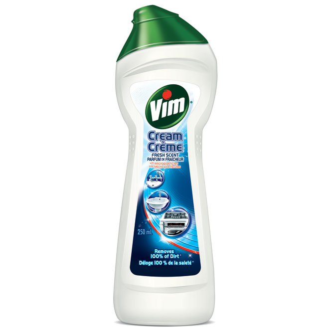 VIM CREAM FRESH SCENT 250ML