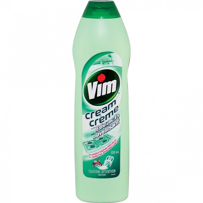 VIM WITH BLEACH 500ML