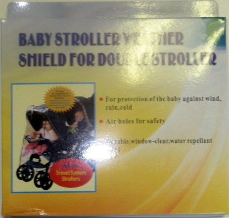 Baby Stroller Cover for double Stroller