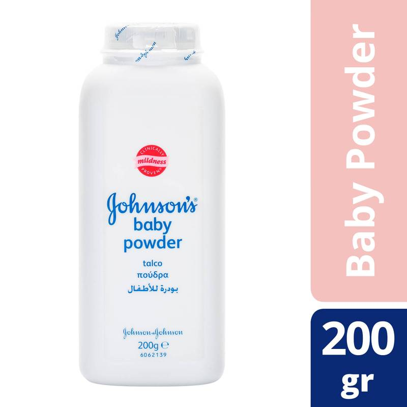 J&J POWDER 200G