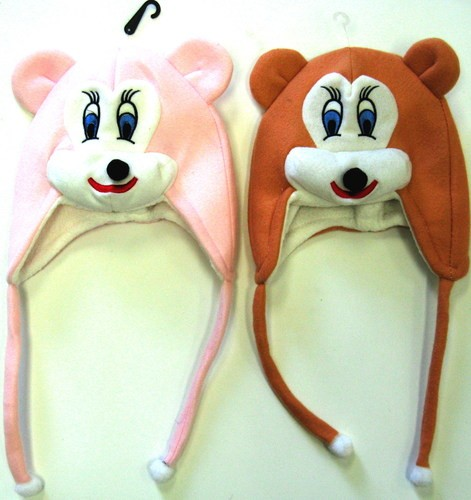 Children / Baby Animal design Fleece Hats.
